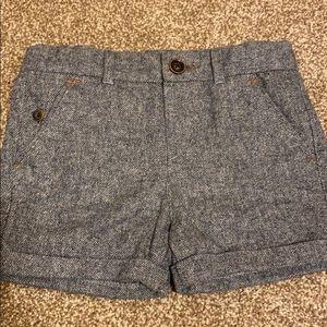 Zara boys shorts 12-18 month